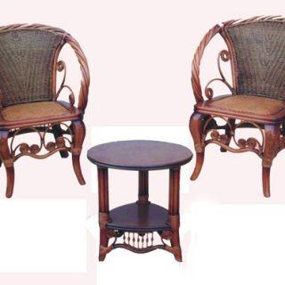 Комплекты плетеной мебели из ротанга