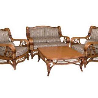 Элитные модели плетеной мебели из ротанга